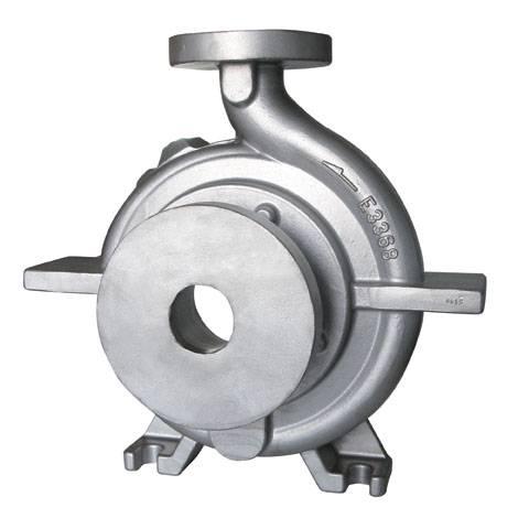 pump parts casting
