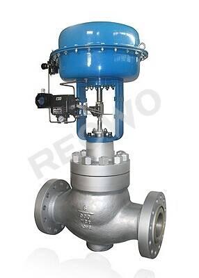 The 60S00 Series HP heater drain control valve