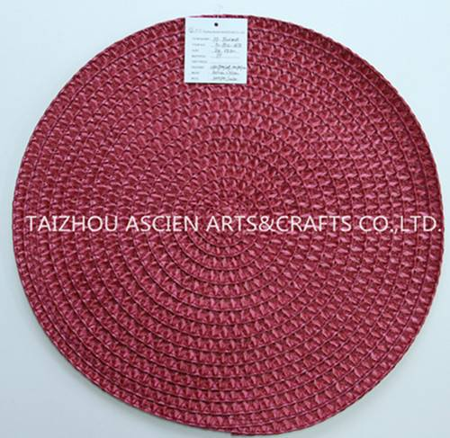 Woven polyester mats YS-PP12-067R
