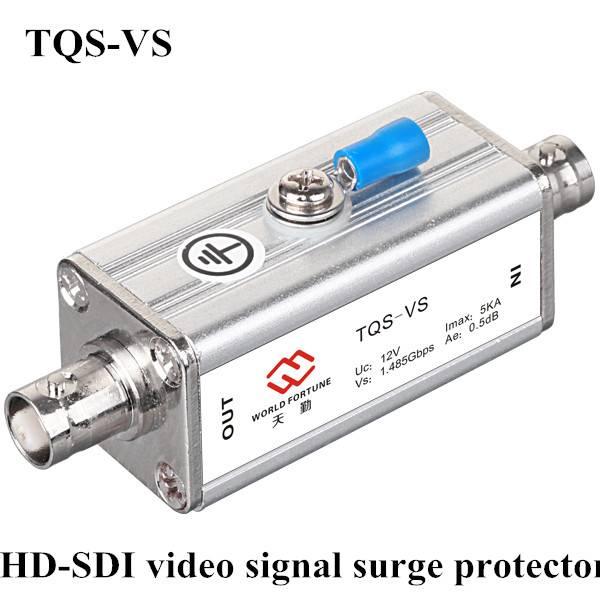 HD-SDI video signal surge protector