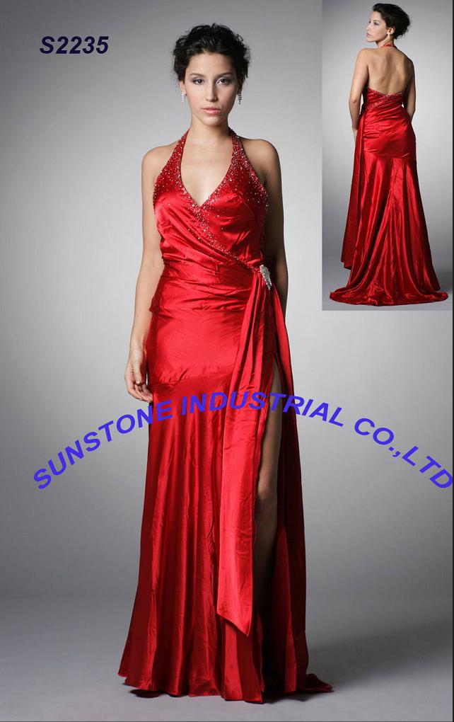 Evening dress S-2235