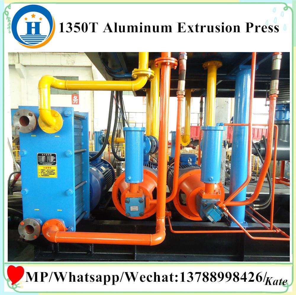 aluminum profile extruding press machine aluminum extrusion press machine for sale