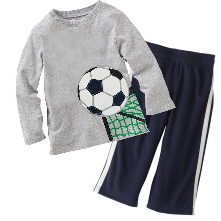 carter's  children clothing set ,  boy ball carters suit