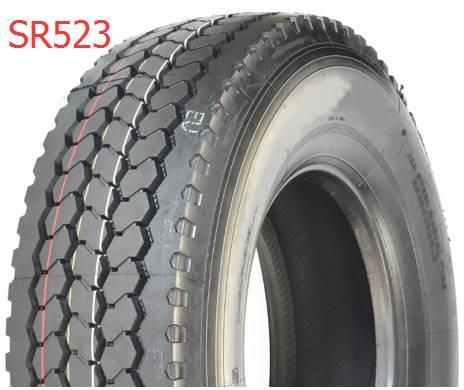 truck tire, bus tire