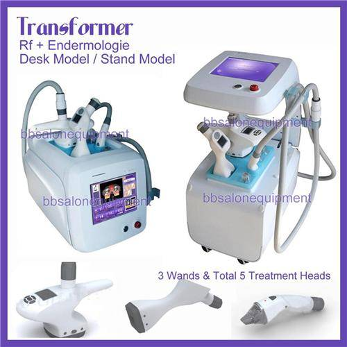 Bipolar RF Vacuum Laser Fat Cellulite Reduction Body Sculpture Day Spa System Slimming Machine