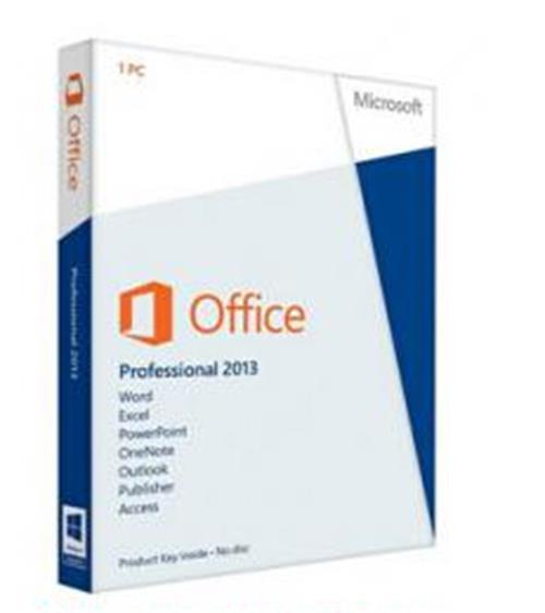 On Sale Office 2013 Pro Retail Keys Online Activation