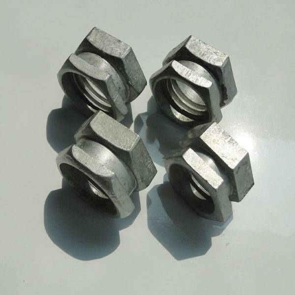 new style high precision fastening nut
