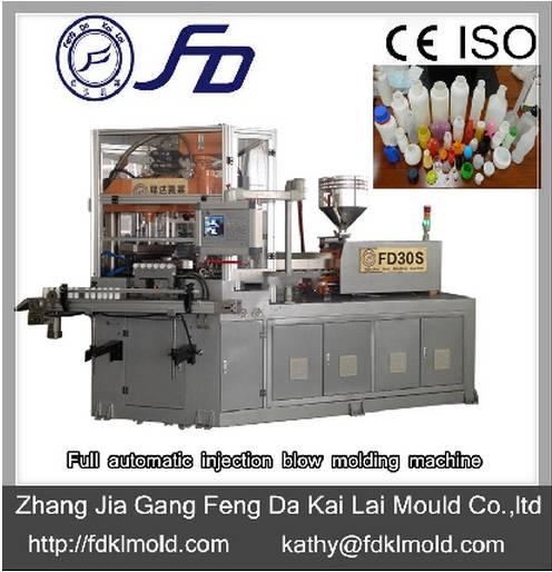 FD30s new development plastic bottle injection blow molding machine