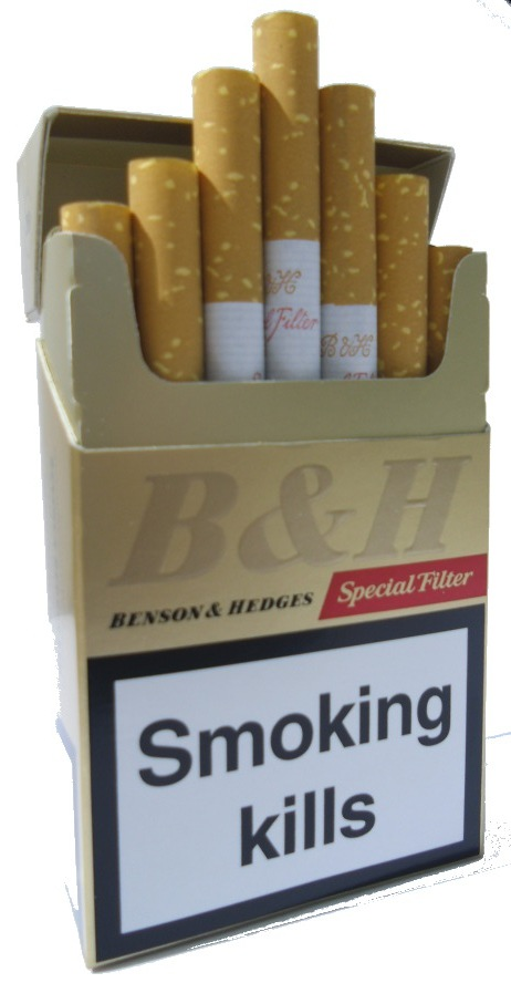 benson hedges cigarette