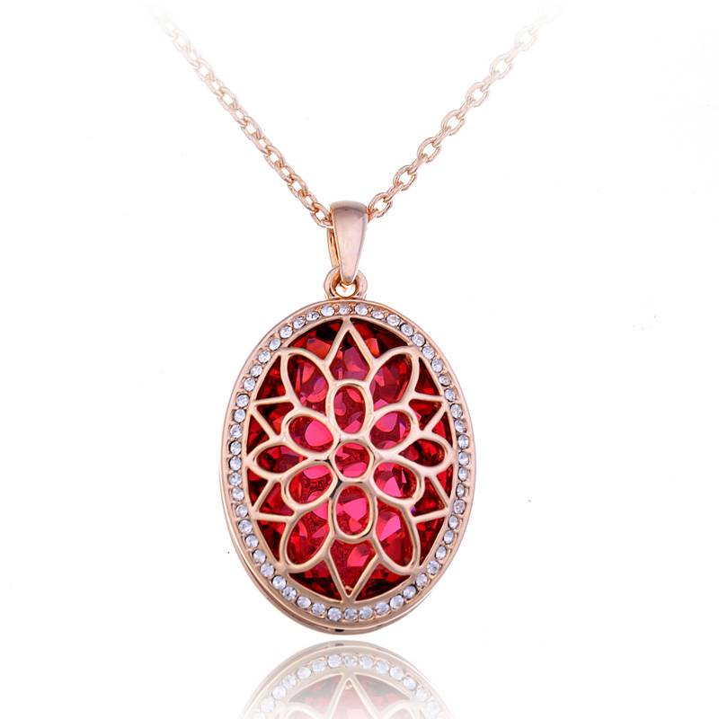 Hot Selling Style Austrian Crystal Necklace