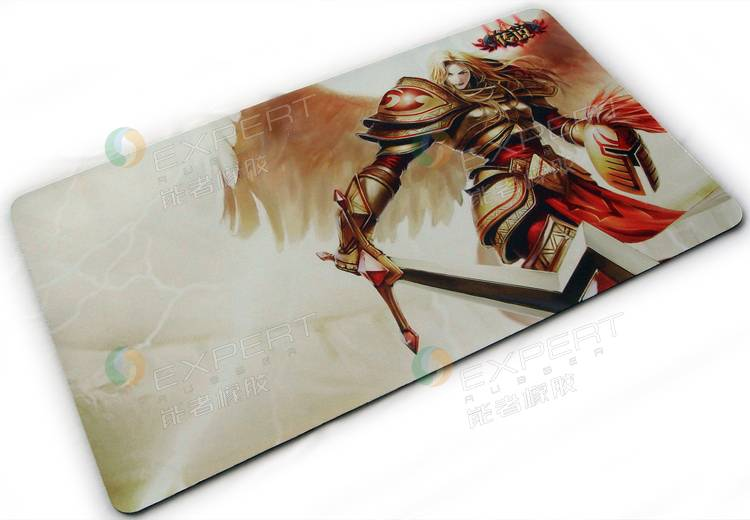 rubber mouse pad with custom print