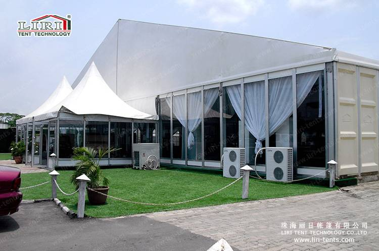 1000 people Church tent with glass wall for sale
