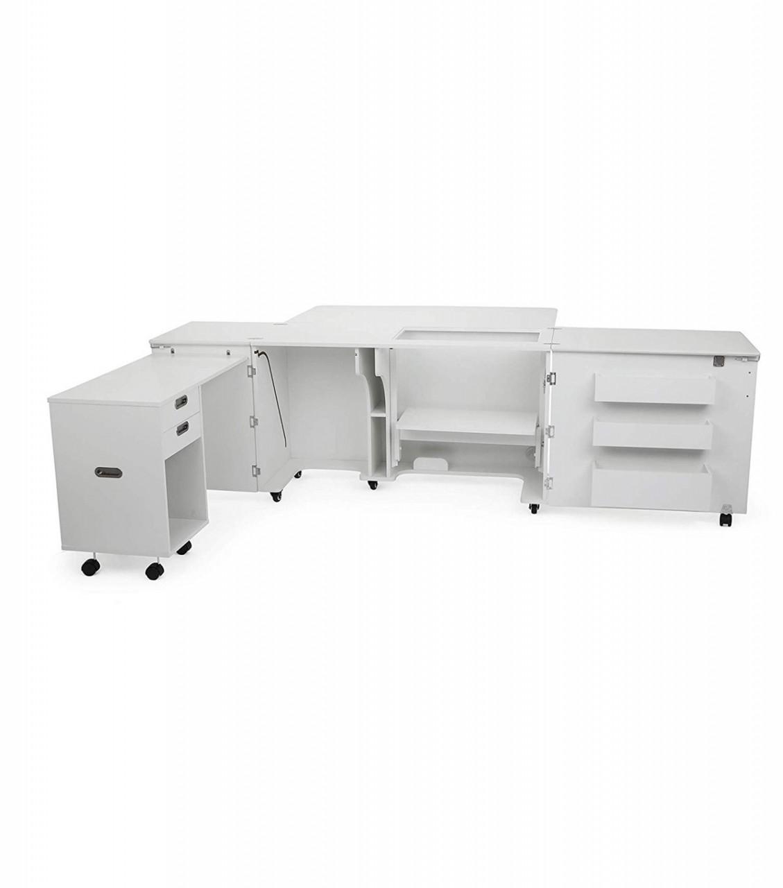 Kangaroo Kabinet Aussie White Sewing Cabinet