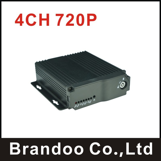 Inexpensive 4CH 720P MDVR BD-323