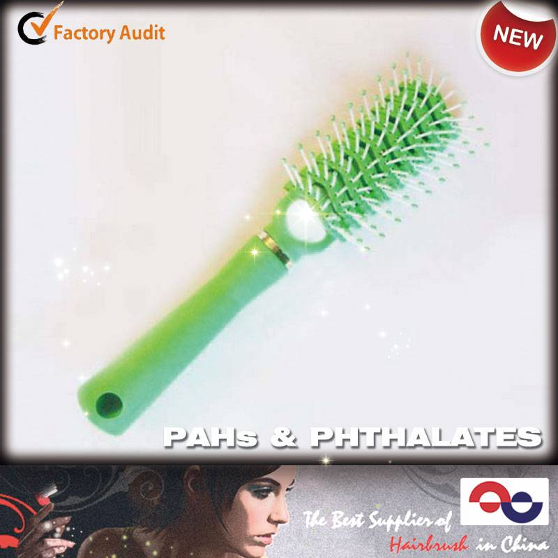 Plastic Venting Hair Brush