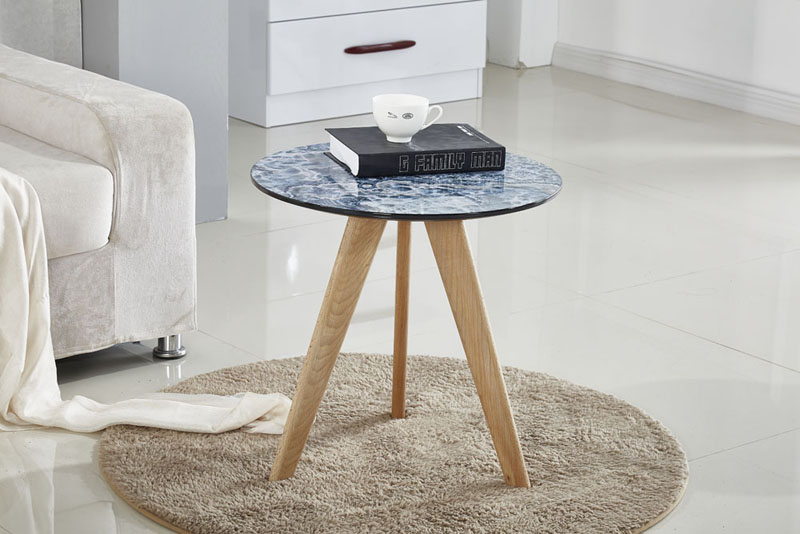 Strong Structure Fashion Style Small End Table