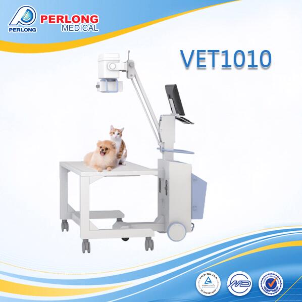 Digital Veterinary VET 1010 100 APR mobile x ray machine