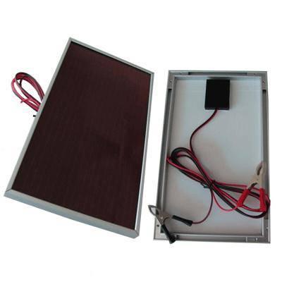 A-Si Thin Film Solar Panels