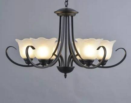 Mediterranean Style chandelier for indoor lamp