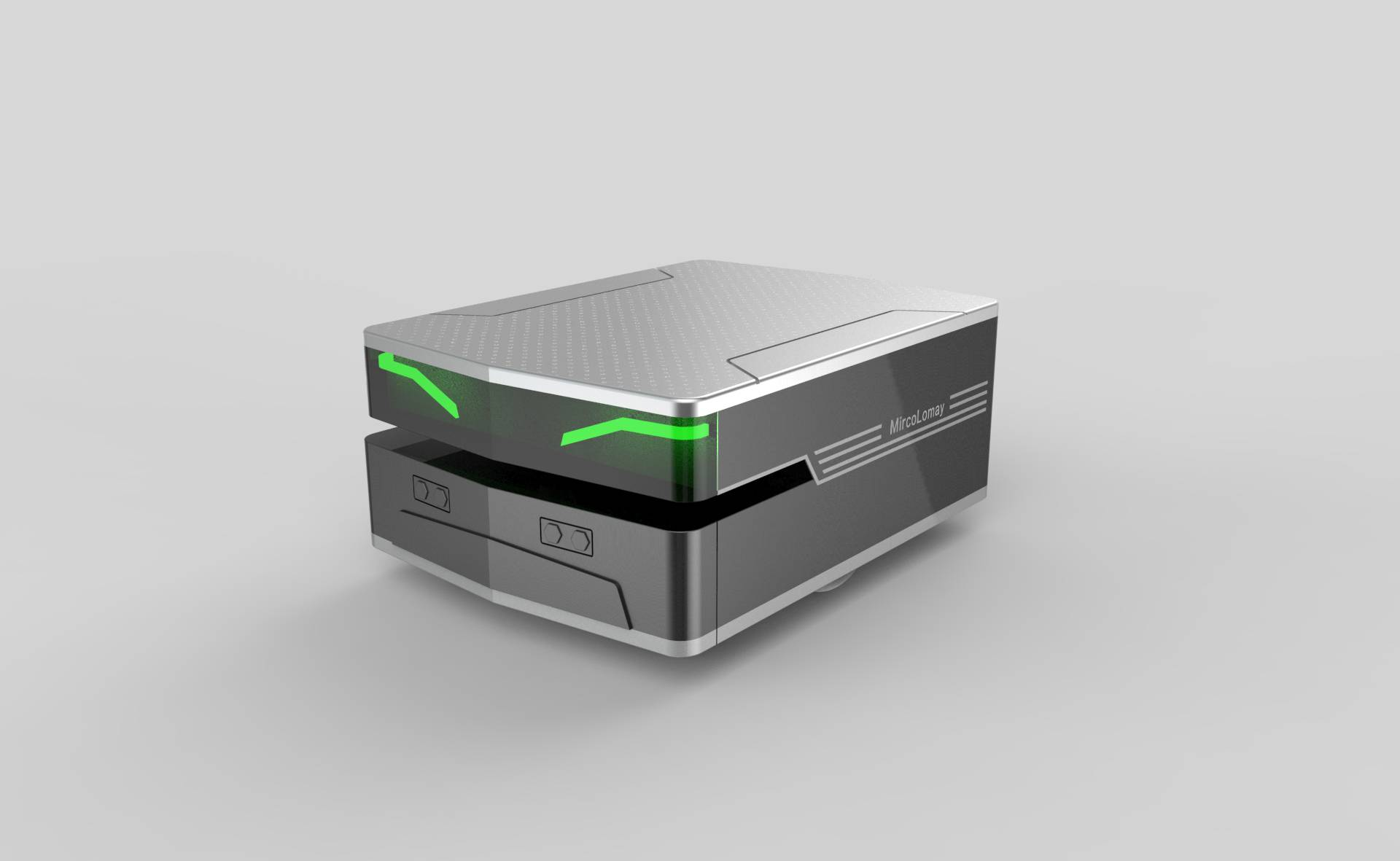 Laser AGV Project