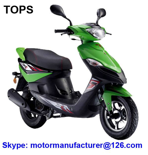 TOPS Scooter JNEN Motor Popular Design 2016 Model Gasoline Scooter 50CC/125CC CDI/EFI EEC/EPA