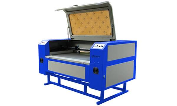 Hot Sale CX-12090 Laser Wheel Wood Cutter Machine