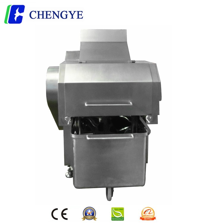 Most Competitive Price Large Capacity Sausage Frozen Meat Slicer Machine