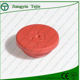 32-A 32MM red butyl rubber stopper