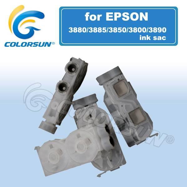 Printer ink damper for Epson 3800/3880/3885/3850/3890