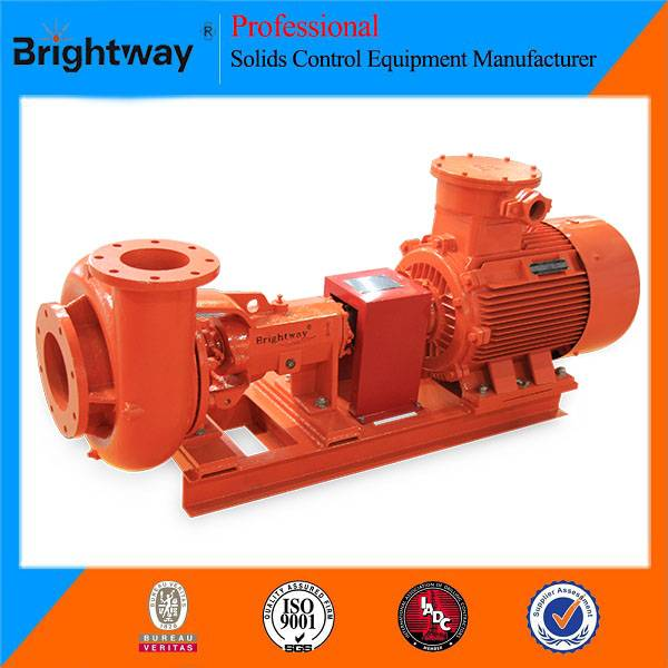 Brightway Solids Mud Sand Pump and Centrifugal Pump