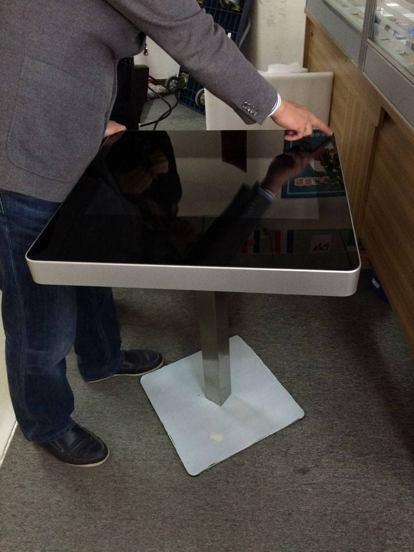 "22"" Multi Touch Coffee Table With 12points capacitive touchscreen , Android / Windows System option"