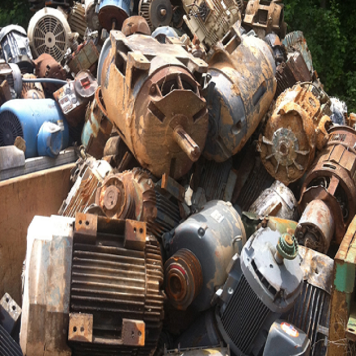 AVAILABLE USED ELECTRIC MOTORS SCRAP