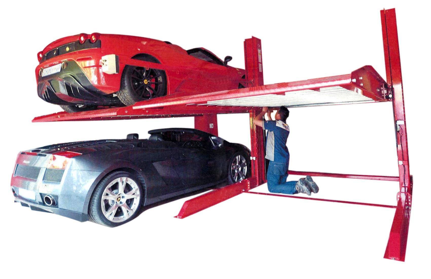 double parking lift