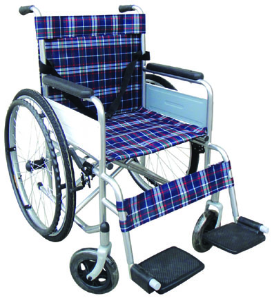 W-1 economic wheelchair for patient, Silla de ruedas