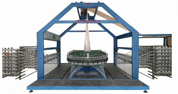 High-Speed Model 4 Six-shuttle Circular Loom