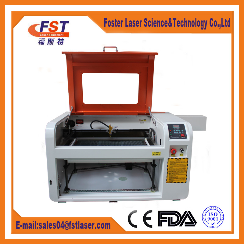 FST-5030 6040 best price leather acrylic laser cutter price /Acrylic Laser Engraving Cutting Machine