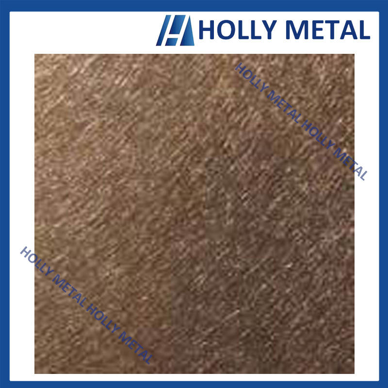 Stainless Steel Colour Sheet Indoor Decoration Building Material Supply