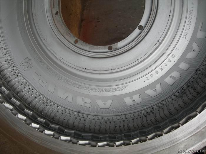 Half Steel Tyre Mold (PCR)