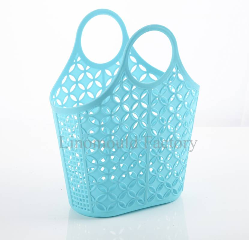 plastic basket mould / customizable mould /plastic injection mould/