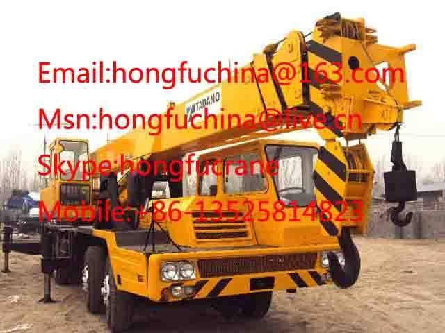 TADANO TL-250E crane for sale