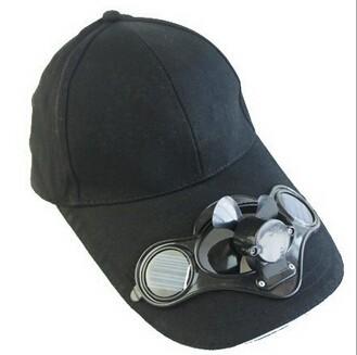 Solar fan cap, eco friendly products