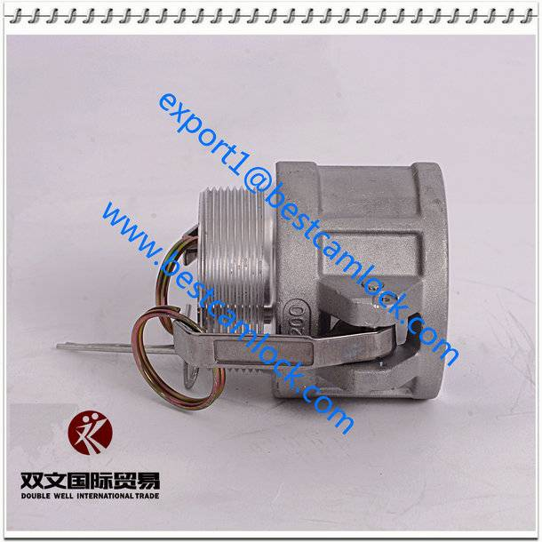 Aluminum Camlock Fitting and quick coupling type B