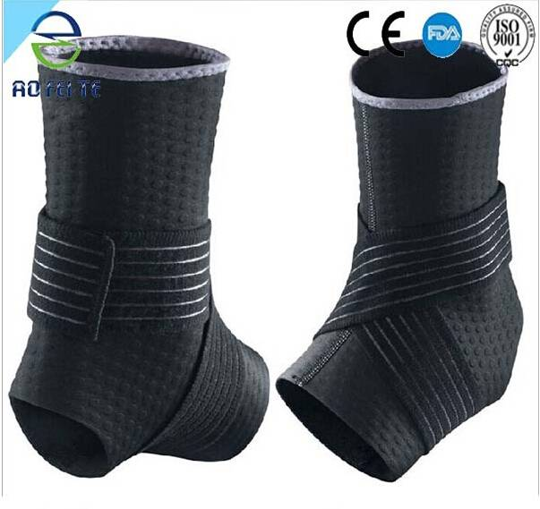Healthy Sports Safety Neoprene Compession Ankle Brace