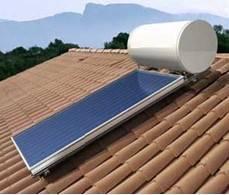 Flat Plate Solar Water Heater(150L Pressurized)