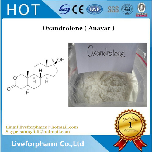 Oxandrolone Oxandrin Anavar Lonavar CAS 53-39-4