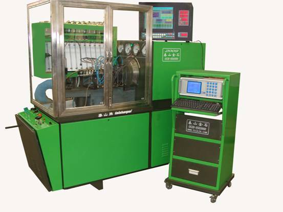 Injection Pump Test Bench and high quality accessories