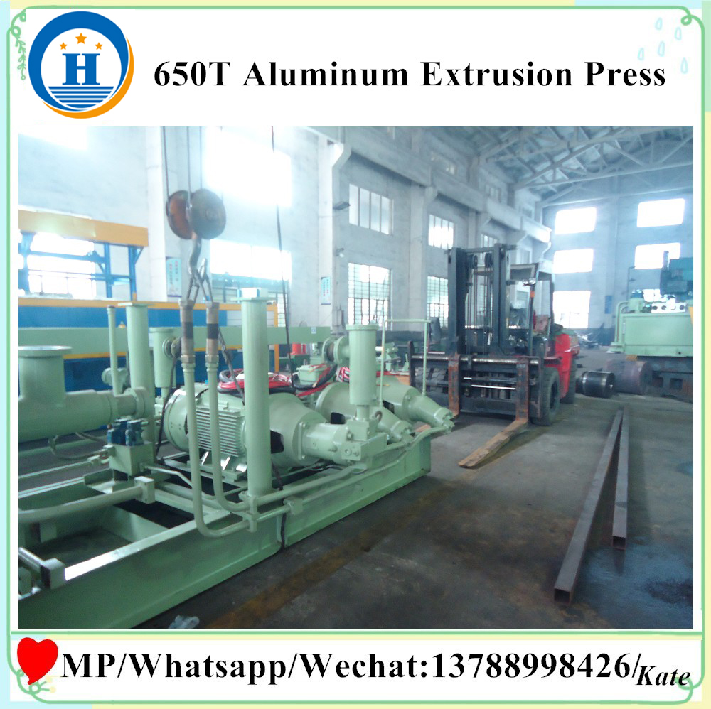 hydraulic press aluminium window machine for the manufacture brass