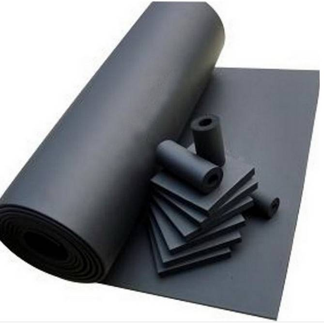 NBR/PVC Foam insulation sheet