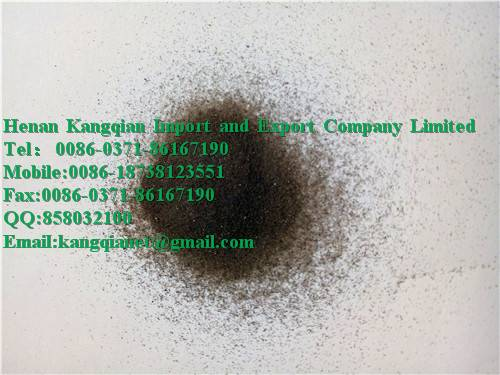 Ceramsite sand AFS95-115 raw material of Procoated sand nice foundry sand