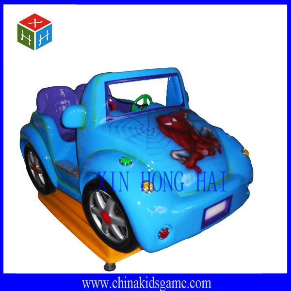 High quality coin operate kiddie ride